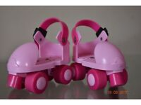 Roller Skates - Girls Pink
