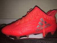 AS NEW ADIDAS X16.1 FOOTBALL BOOTS SIZE 6