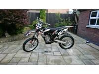 2012 Ktm 450 sxf motocross bike, motox, motorcycle not crf kxf rmz 250