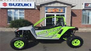 Clearance Pricing 2017 Arctic Cat Wildcat Sport Ltd $15999++