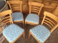 Chairs (4)