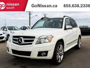 2010 Mercedes-Benz GLK-CLASS HEATED SEATS, DUAL SUN ROOF, 4 MATI