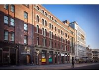 Studio apartments, 5 Sir Thomas Street, City Centre, L1 6BW