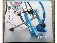 Tacx Blue Matic Smart Turbo Trainer and Bracket for Tablets