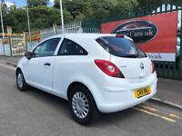 2011 (11 reg) Vauxhall Corsa 1.0 i ecoFLEX 12v S 3dr Hatchback Low Miles 1 Owner!
