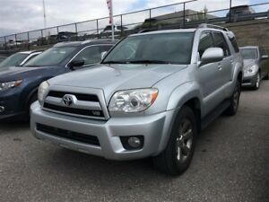 2006 Toyota 4Runner Limited V8*Leather*Accident Free