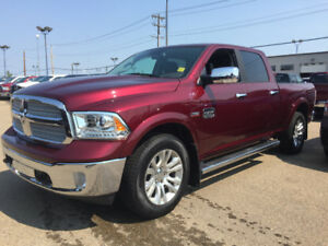 SPECIAL* 2017 RAM LONGHORN 4X4 CREW CAB FULLY LOADED