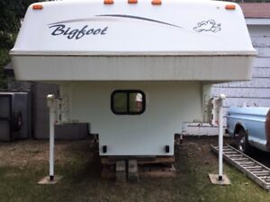 Big Foot Truck Camper for Sale
