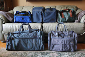 Tons of Brand New Never-Used Carry-on Luggage Duffle bags!