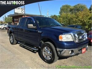 2007 Ford F-150 XLT Super Cab CERTIFIED! WARRANTY! 4X4!