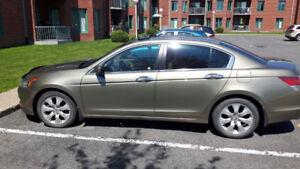 Honda Accord EX 2009 Impeccable un seul propriétaire