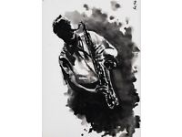 Looking for a professional and reliable sax player for gigs and functions in London & UK