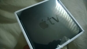 Brand new in box - Apple TV 2nd generation