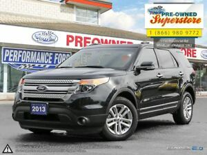2013 Ford Explorer XLT>>>leather, NAV, DVD<<<
