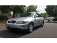 Audi A3 Automatic 1.6 Petrol 3 Door Hatchback HPI Clear
