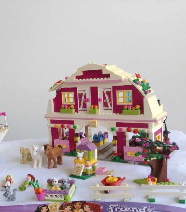 Lego Friends Stables set