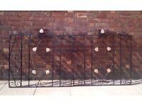 heavy metal drive gates