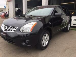 2013 NISSAN ROGUE SL,SUNROOF, PARKING SENSORS, ALLOYS, ROOF RACK