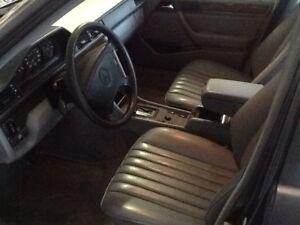 1995 Mercedes e300 diesel