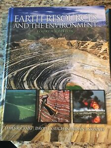 Geology Textbook for Sale