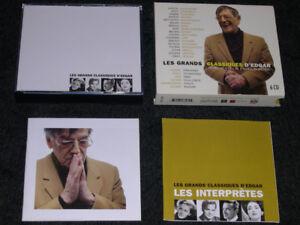 Les Grands Classiques D'Edgar Fruitier (2007) - Coffret 6 cds