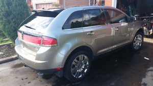2008 Lincoln Mkx Limited