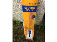 NEW BOXED GOLF BALL PICK-UP