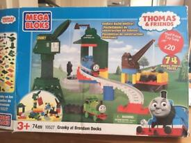 Thomas Tank Engine Mega Blocks