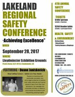 4th Annual Lakeland Regional Safety Conference