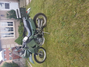 2008 Kawasaki KLR 650 - For Sale as is