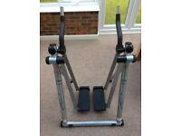 V-Fit Gravity Strider exercise machine