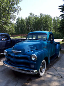 1954 chev pick-up