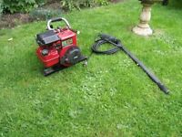 Briggs and stratton petrol jet washer