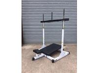 Body-Solid vertical leg press