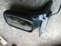 volvo v40 s40 wing mirror x2 / heated electric