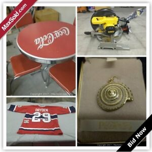 Vancouver Downsizing Online Auction -  E Hastings Street(July27)