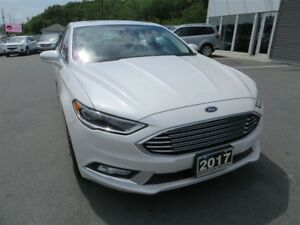2017 Ford Fusion Titanium *Nav *Sunroof *Heated+Cooled Seats