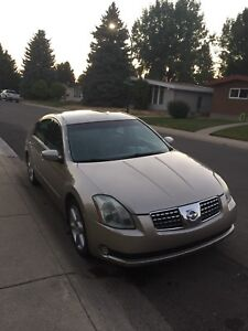*price reduced* 2004 Nissan Maxima - $4000