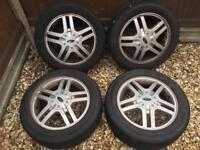 "Ford Focus 15"" Alloy Wheels 4 Stud"