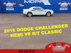 2016 Dodge Challenger RT Classic HEMI V8 Fully Loaded PRICE DROP