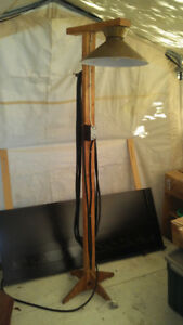 Wooden Floor Lamp still for sale  edited Sept 9th