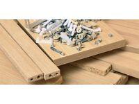 Flat pack Furniture (IKEA) Assembler / general Handyman (Quick, Efficient, Professional)