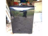 Black SMEG Dishwasher, excellent condition