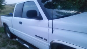 Mechanics special 1997 Dodge Power Ram 1500 Pickup Truck