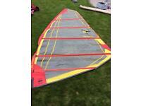Arrows cherokee windsurf sail 7.1m