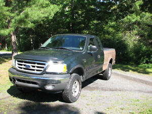 2003 Ford F150 4X4 Supercab