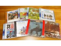 Assorted Beach Boys cd's