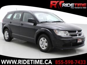 2012 Dodge Journey CVP - Huge Value, Super Low Price