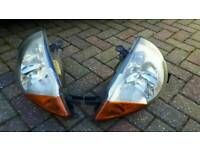 Ford ka headlights headlamps