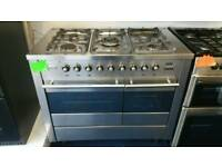 90cm wide range cooker for sale. Free local delivery